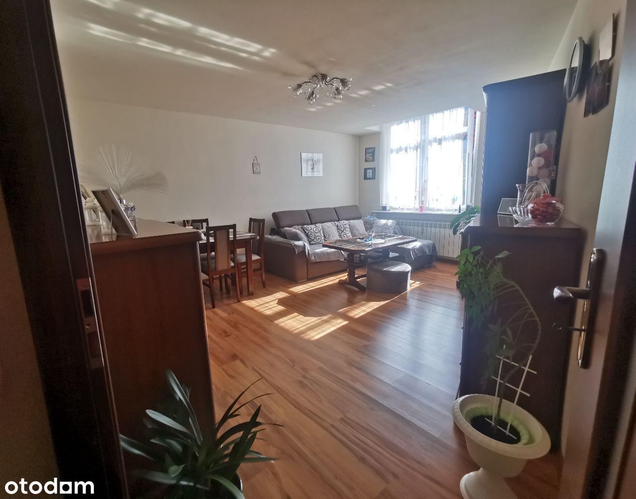 Przestronne mieszkanie w centrum Zabrza