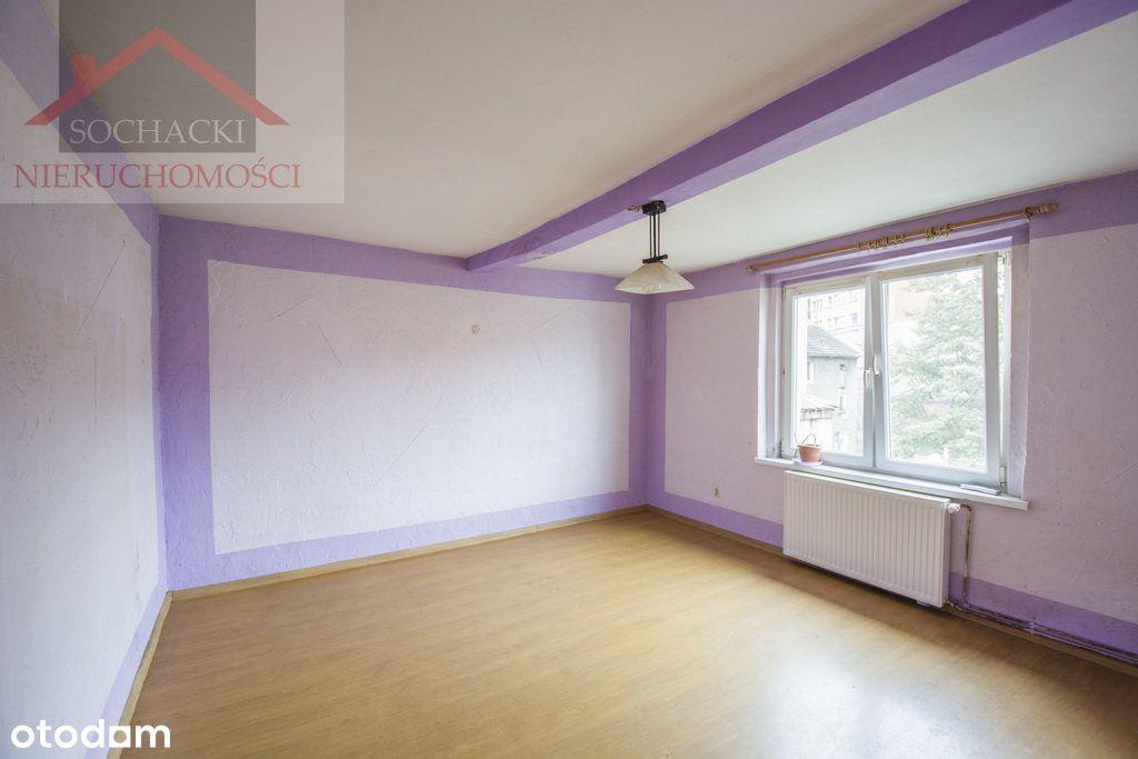 3 pokojowe mieszkanie do kapitalnego remontu