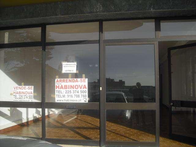 Loja para arrendar, Mafamude e Vilar do Paraíso, Porto - Foto 1