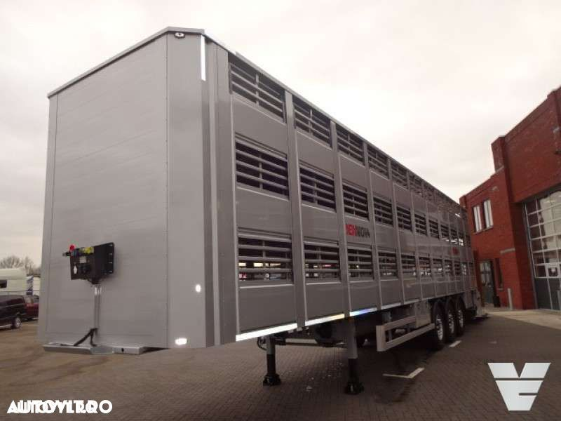 LeciTrailer 3E20 Newnion 3 Stock NEW - 2