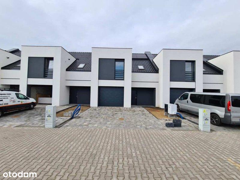 Nowe domy w zabudowie szeregowej na sprzedaż