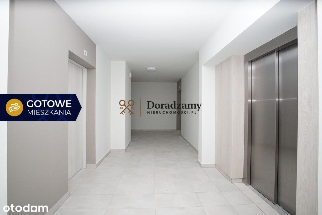 4 Pokoje W Stanie Deweloperskim - Gotowe