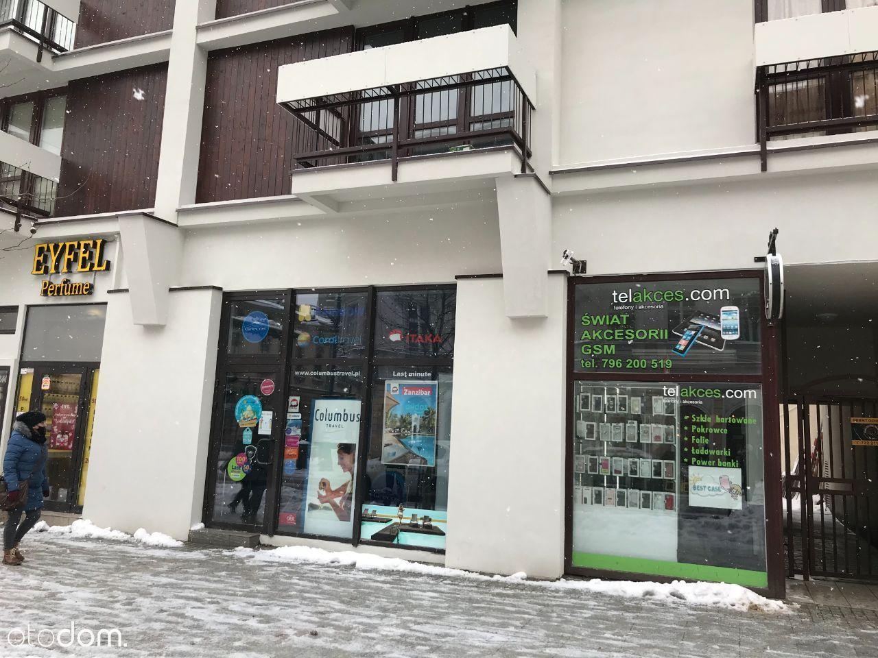 Lokal użytkowy do wynajęcia w centrum Łodzi