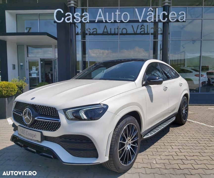 Mercedes-Benz GLE Coupe GLE400 - 16