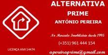 Promotores Imobiliários: ALTERNATIVA PRIME-Mediação Imobiliária, Unipessoal Lda. - Carnide, Lisboa