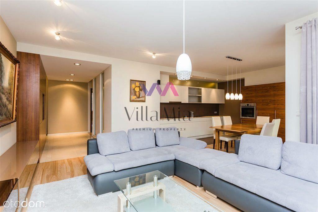 Przestronny apartament w Rezydencji Narbutta