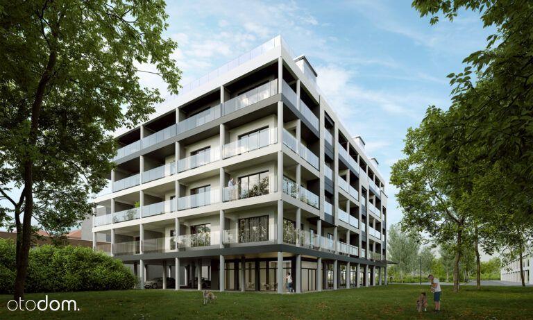 Parkowa Ostoja przytulny apartament M39