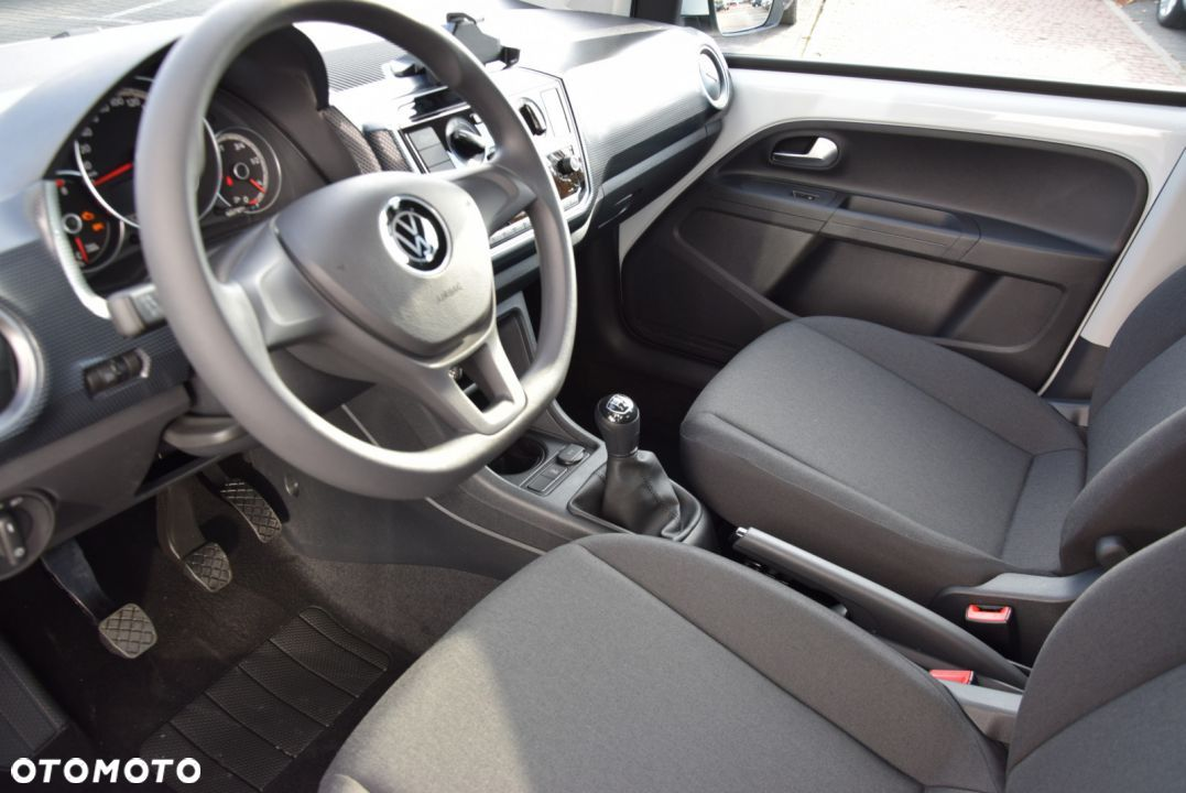 Volkswagen up! Move Up 65KM, Koło zapas, Led, Lane Assist, Navi, Klima, Kredyt 50/50 - 7