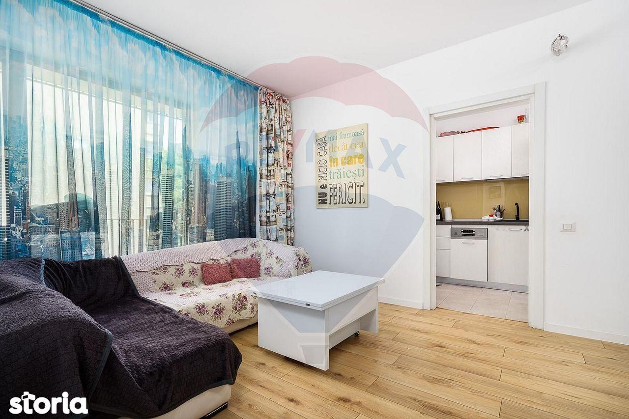 Apartament cu 3 camere in Citta Residence