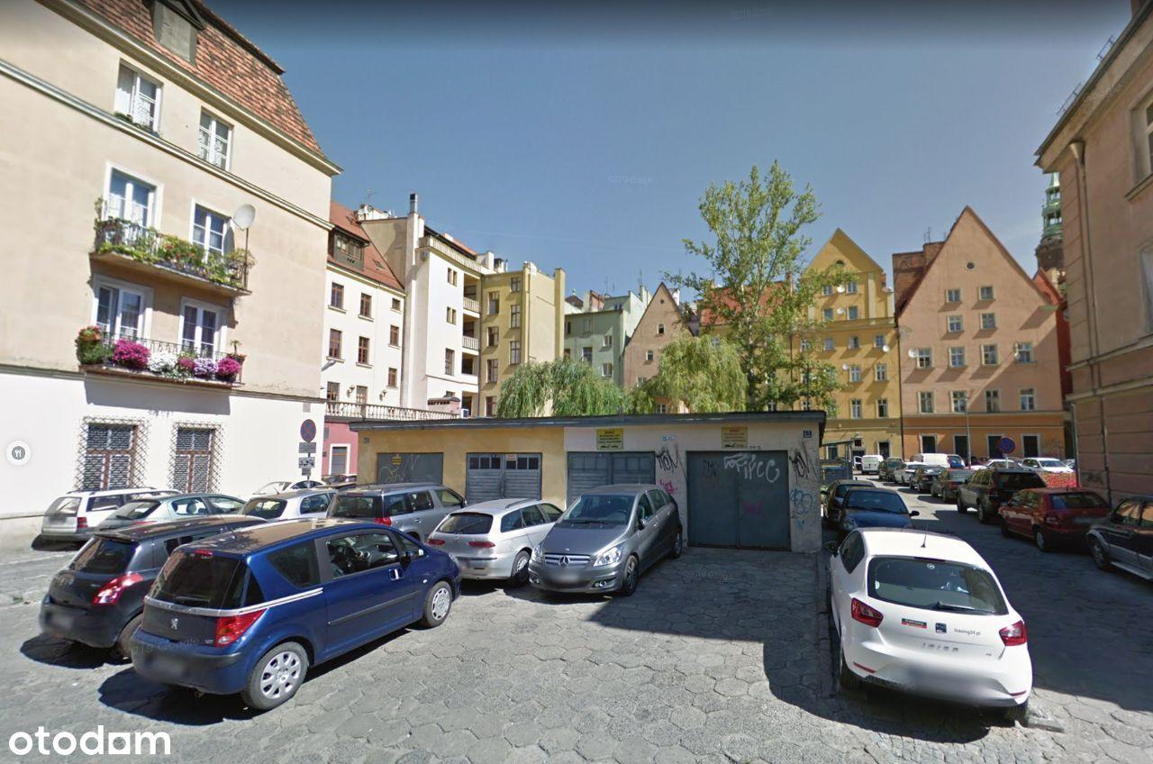 Garaż w centrum Ofiar Oświęcimskich
