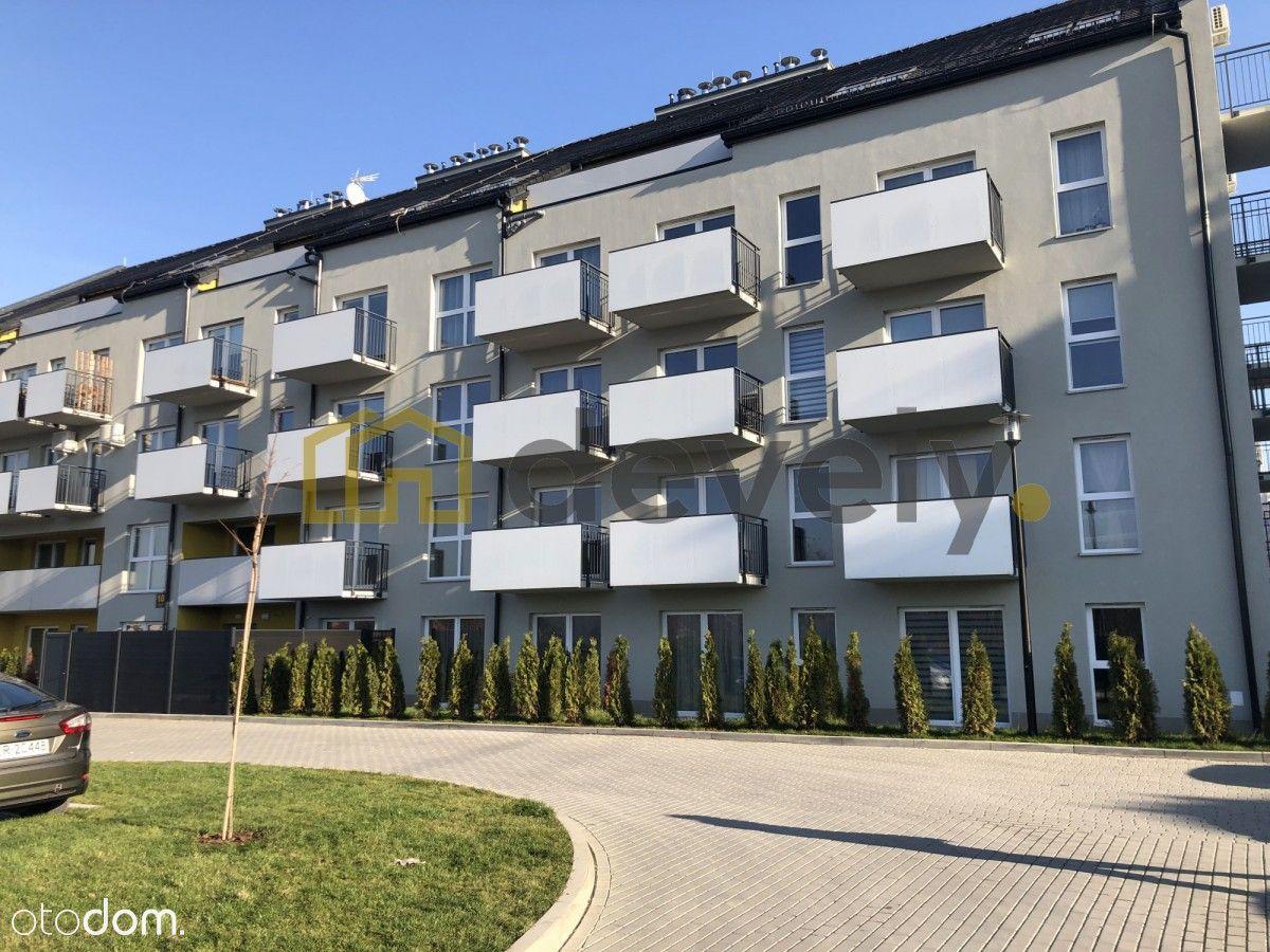 41m2 mieszkanie i dwa miejsca postojowe