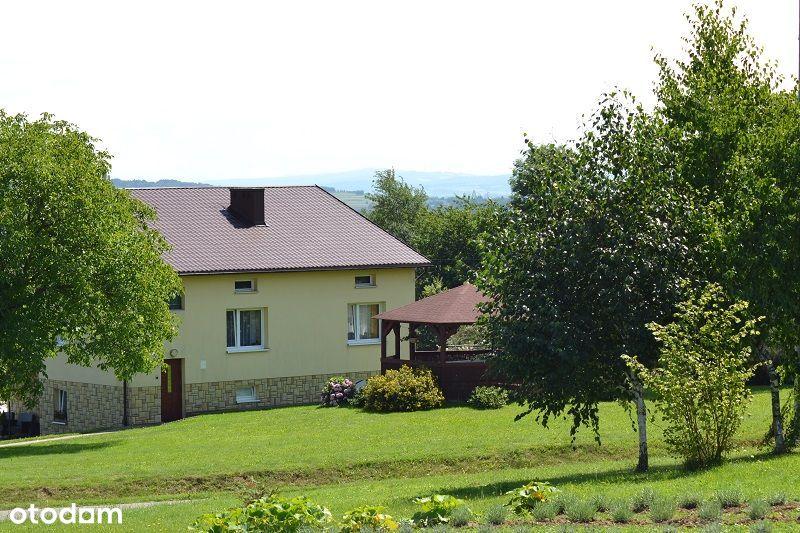 Przepięknie położony dom jednorodzinny