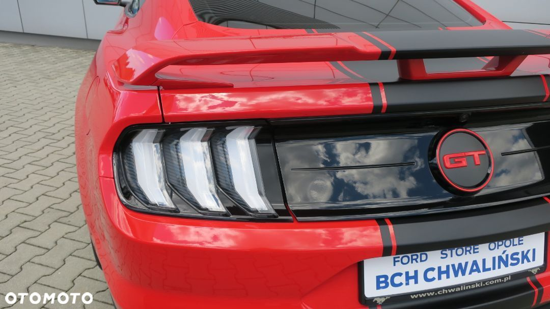 Ford Mustang Rece red Opole automat Magneride - 8