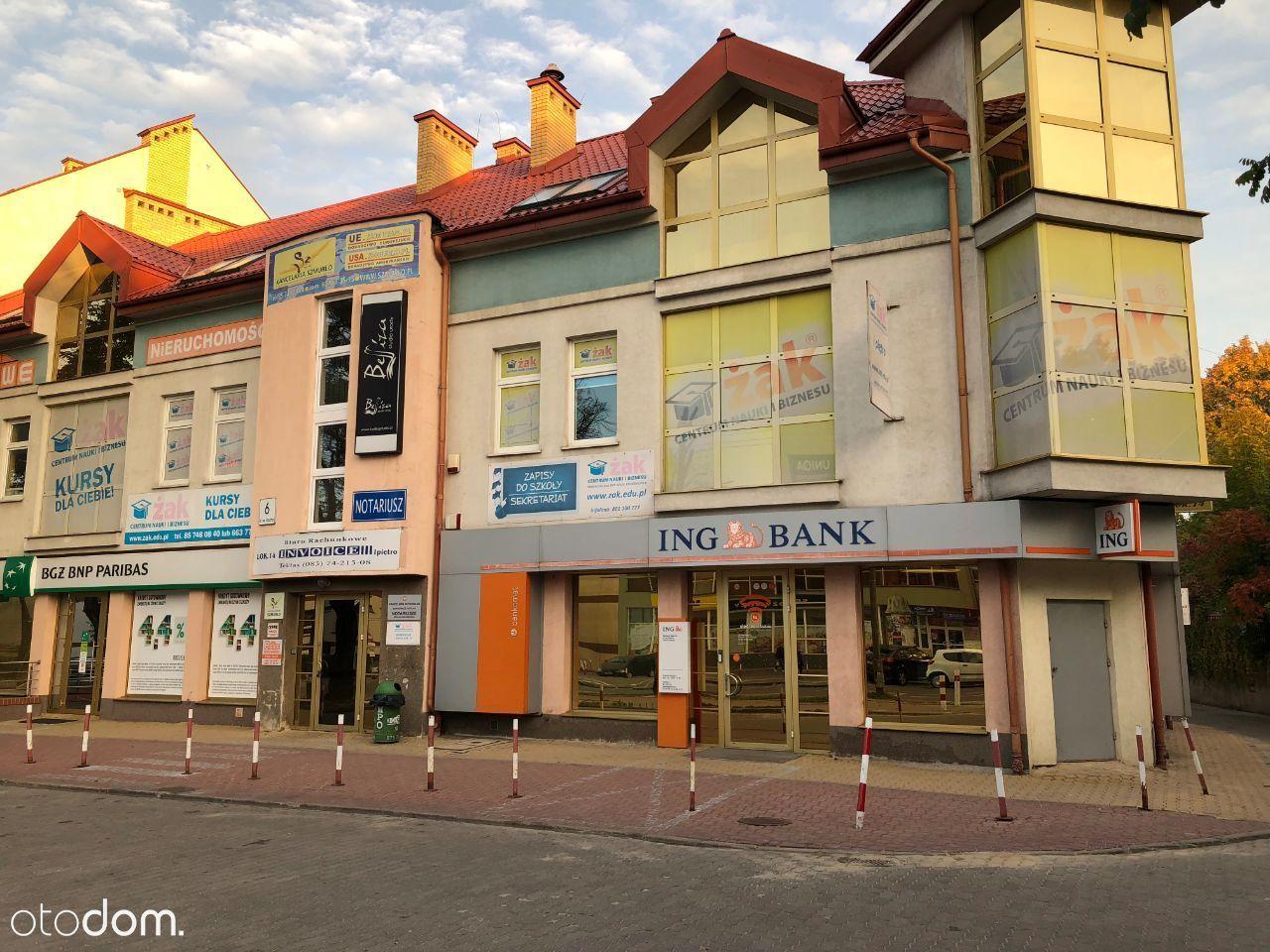 Lokal usługowy w centrum Białegostoku