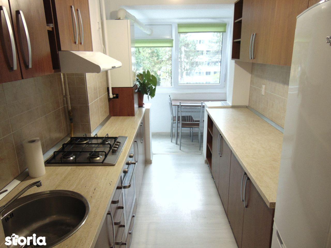 CC/167 Apartament cu 2 camere în Aleea Carpați - Recent renovat