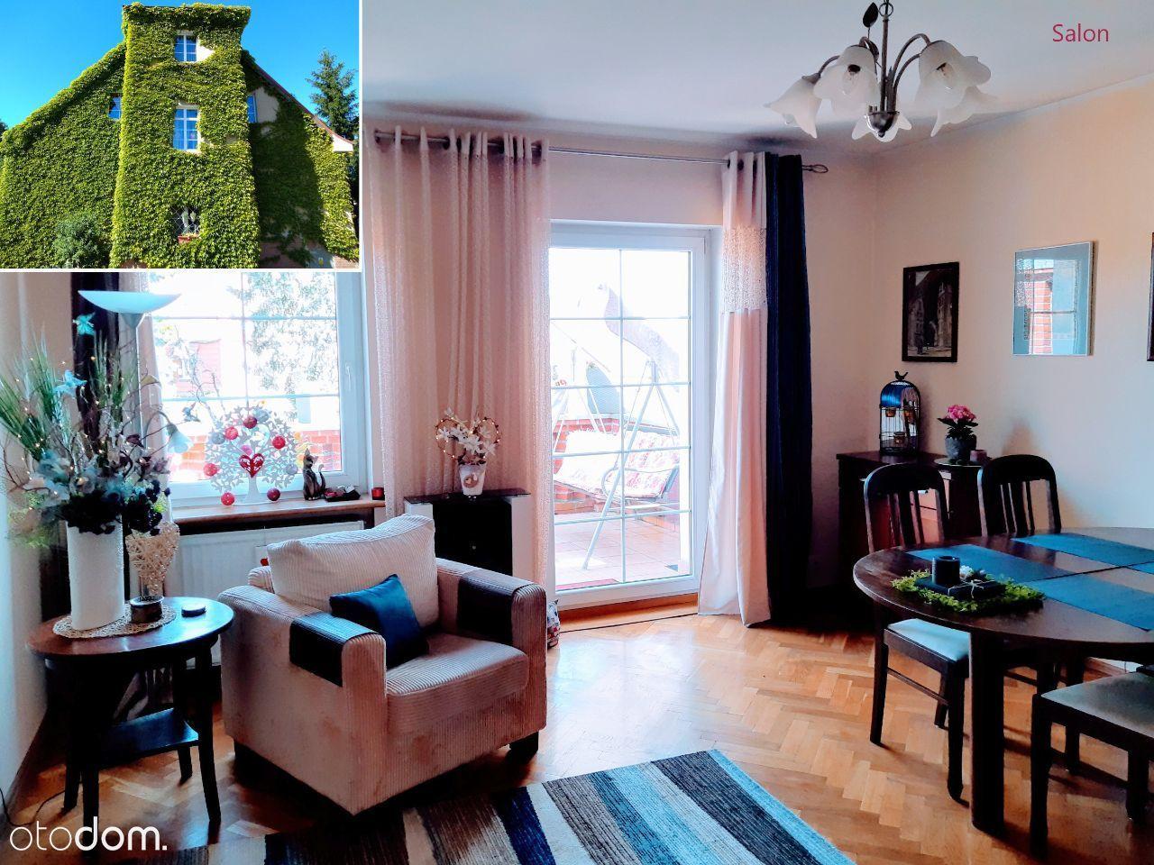 Atrakcyjne mieszkanie w willi - centrum Gorzowa