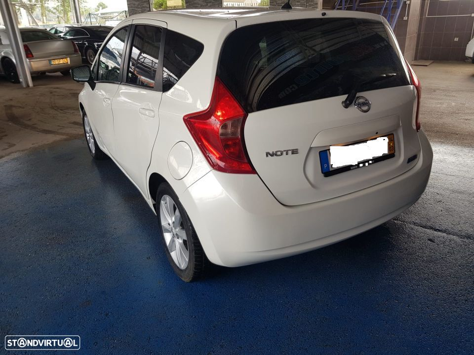 Nissan Note 1.5 dCi Acenta 360 - 4