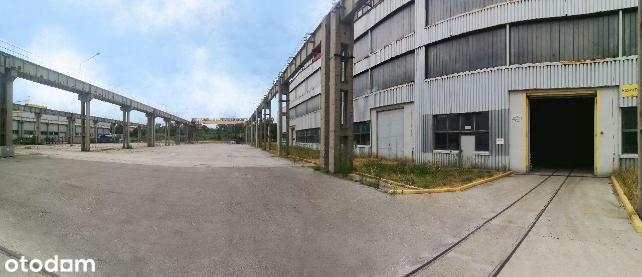 Hala magazynowa i produkcyjna 1200m2
