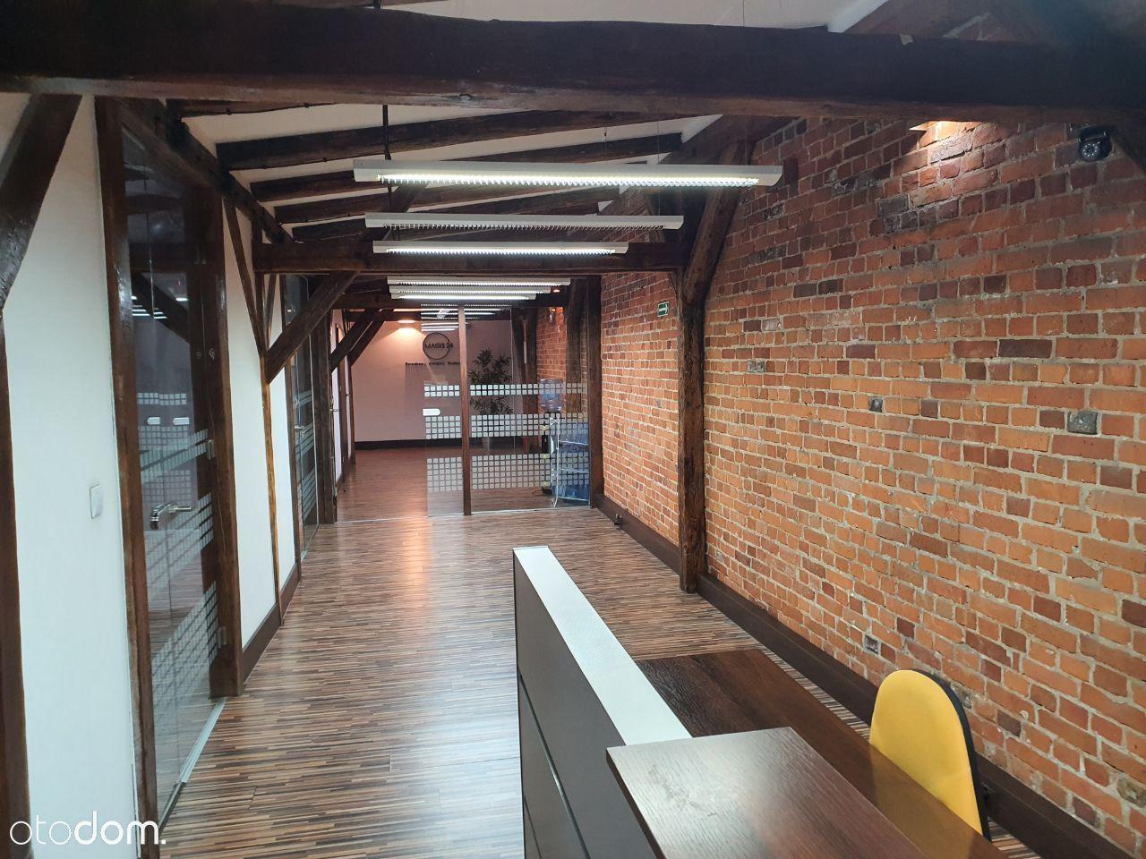 Biuro typu loft 50m2 - centrum Gliwice, Młyńska 4