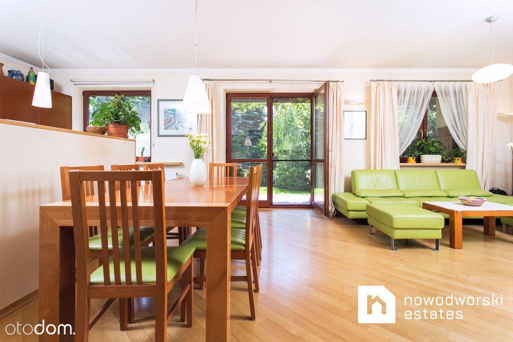 Dom z pięknym ogrodem, 4 pokoje | Bronowice