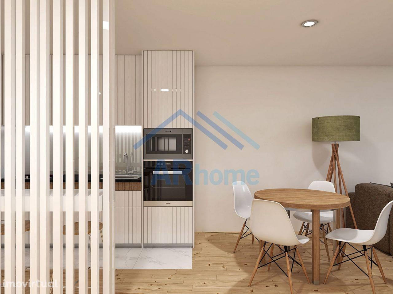 Apartamentos novos à Rua Sra. do Porto/ Ramalde