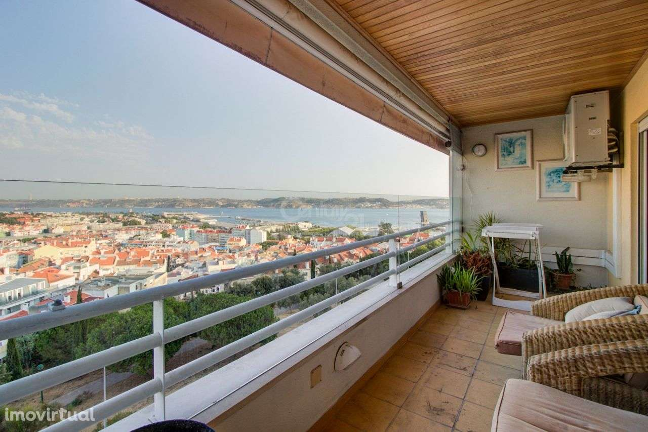 Apartamento para comprar, Algés, Linda-a-Velha e Cruz Quebrada-Dafundo, Lisboa - Foto 8
