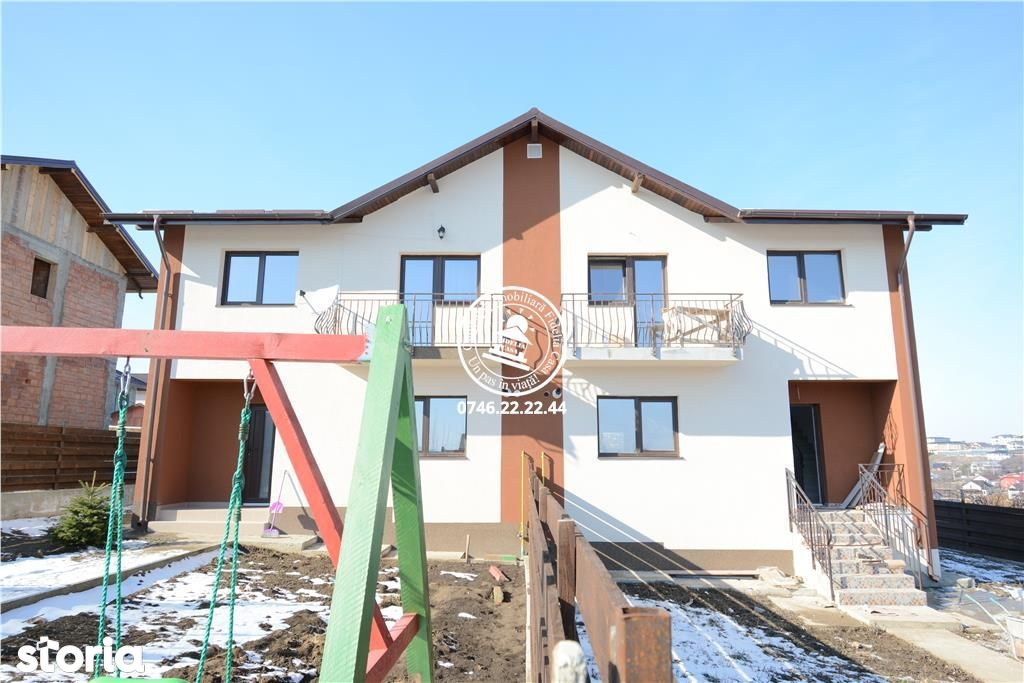 Vila 4 camere, de vanzare, Iasi zona Valea Adanca