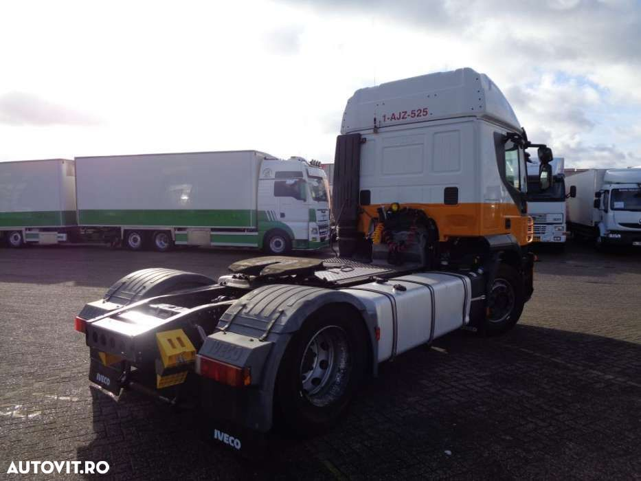 Iveco Stralis 360 + Euro 5 + Airco + 5 in stock - 7