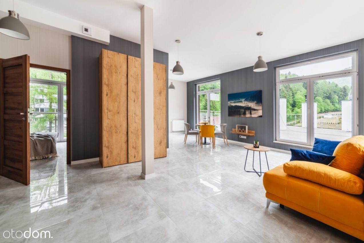 Przytulny apartament w Inwestycji Kurort Kozubnik