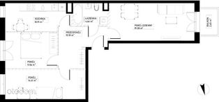 Mieszkanie A79 Harmonia+ Karpia 27