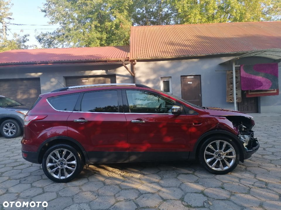 Ford Escape AWD F vat 23% - 8