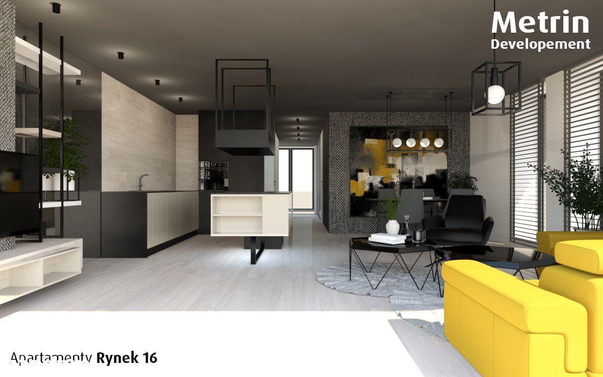 Apartament 2 pokojowy* Rynek 16