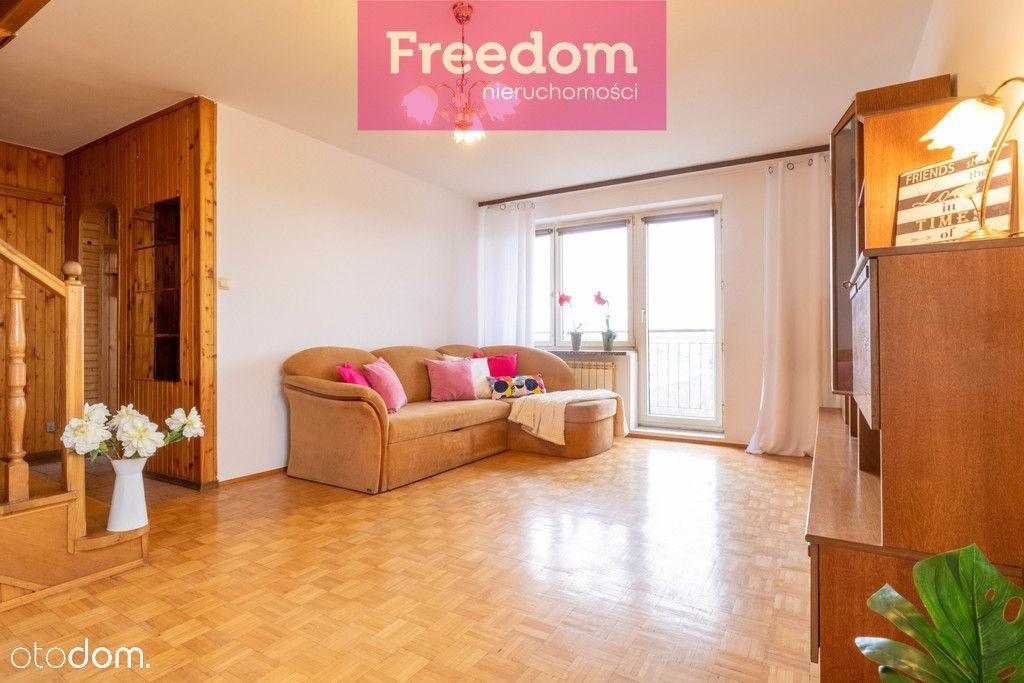 Mieszkanie dwupoziomowe , 4- pokojowe