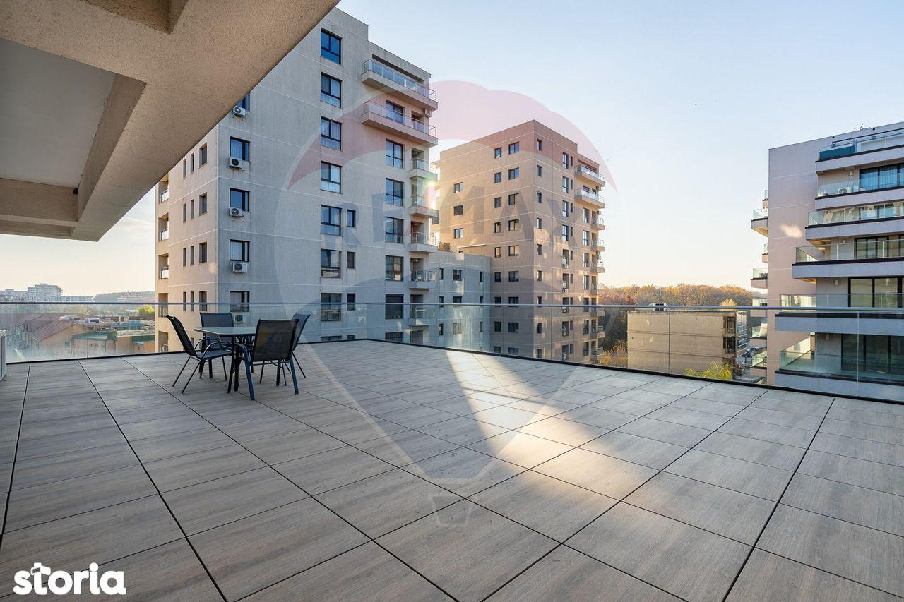 Apartament Superb + Terasa Mare Scoala Americana, Vita-Bella Pipera
