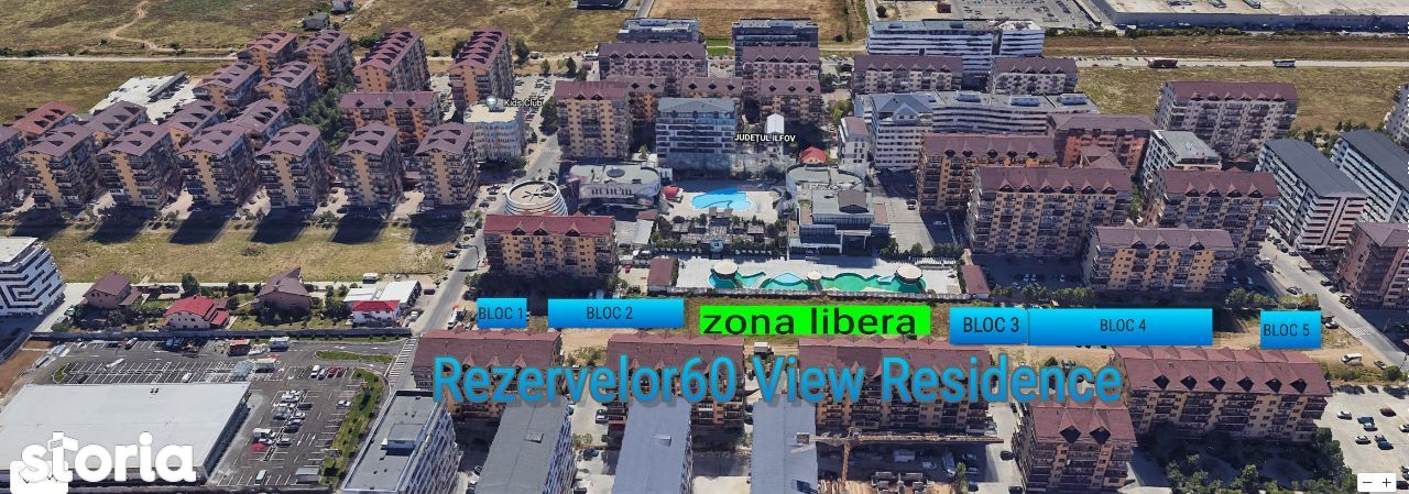 Rezervelor60 View Residence Militari Apartament 2 camere