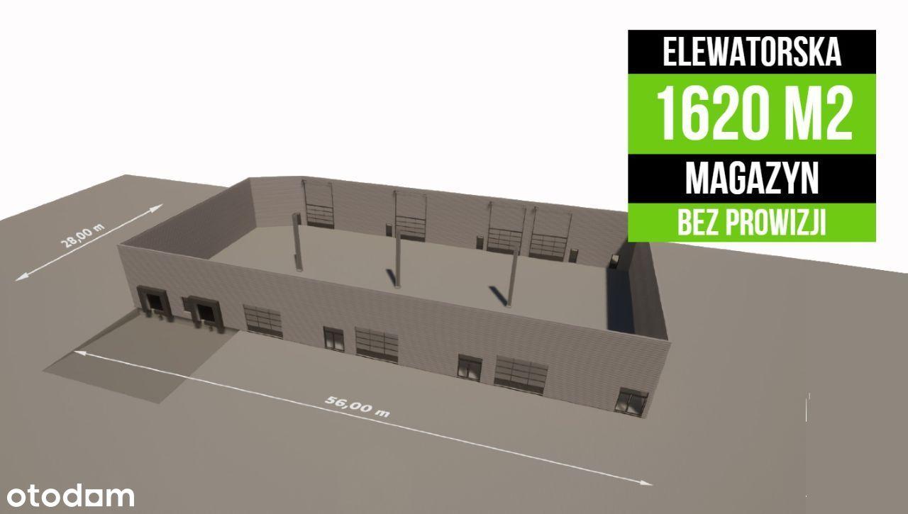 1620 m2 - Elewatorska