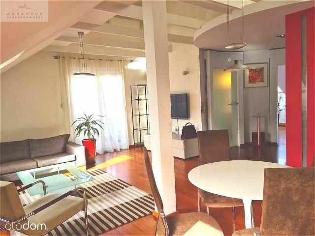 Wyjątkowe mieszkanie na Klecinie