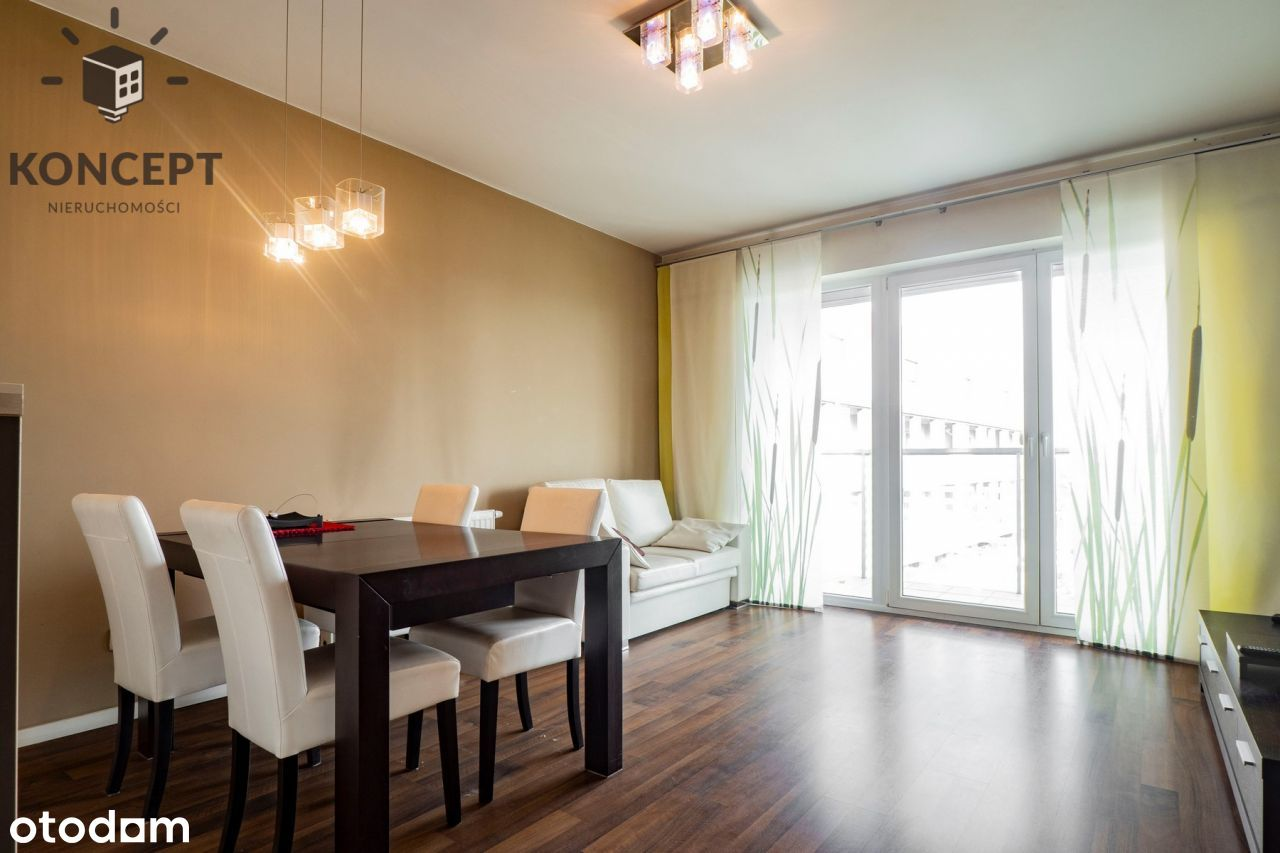 Przestronny 2-pokojowy apartament z Tarasem