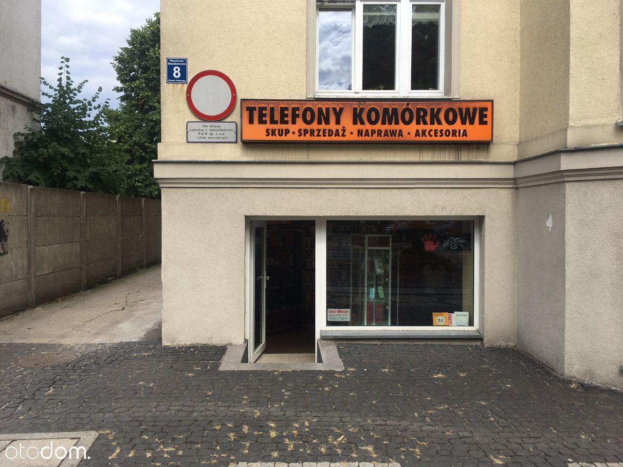 Lokal przy ul. Wojska Polskiego 8