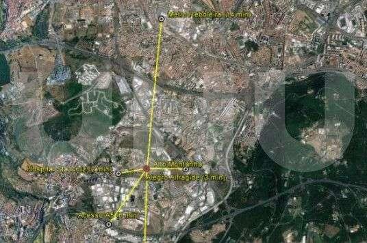 Terreno para comprar, Carnaxide e Queijas, Lisboa - Foto 3