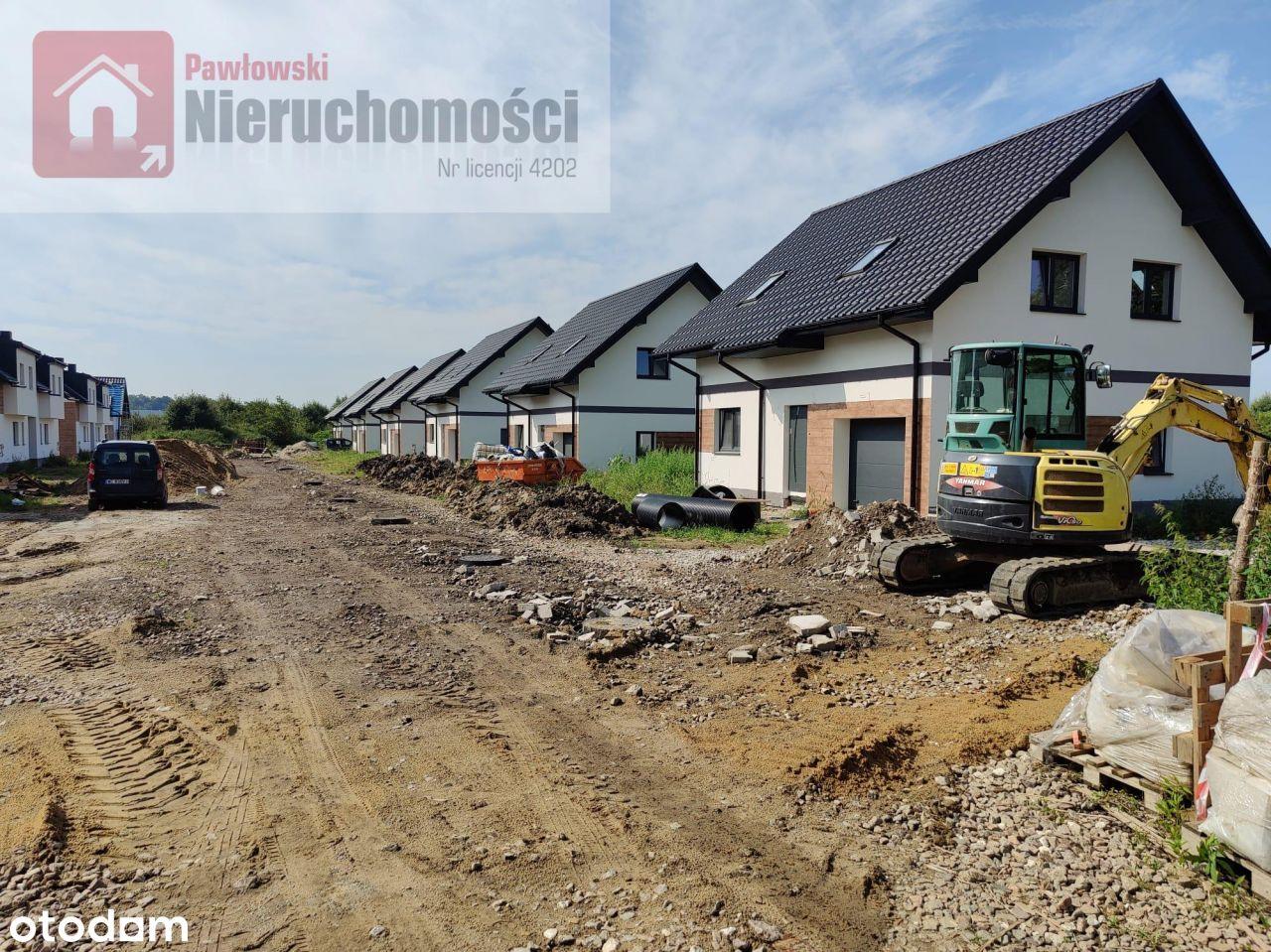 Dom, 123,97 m², Niepołomice