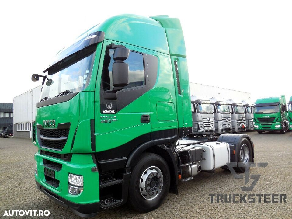 Iveco STRALIS AS440 Euro 5EEV, 09/2013, Retarder, Istoric Complet - 1
