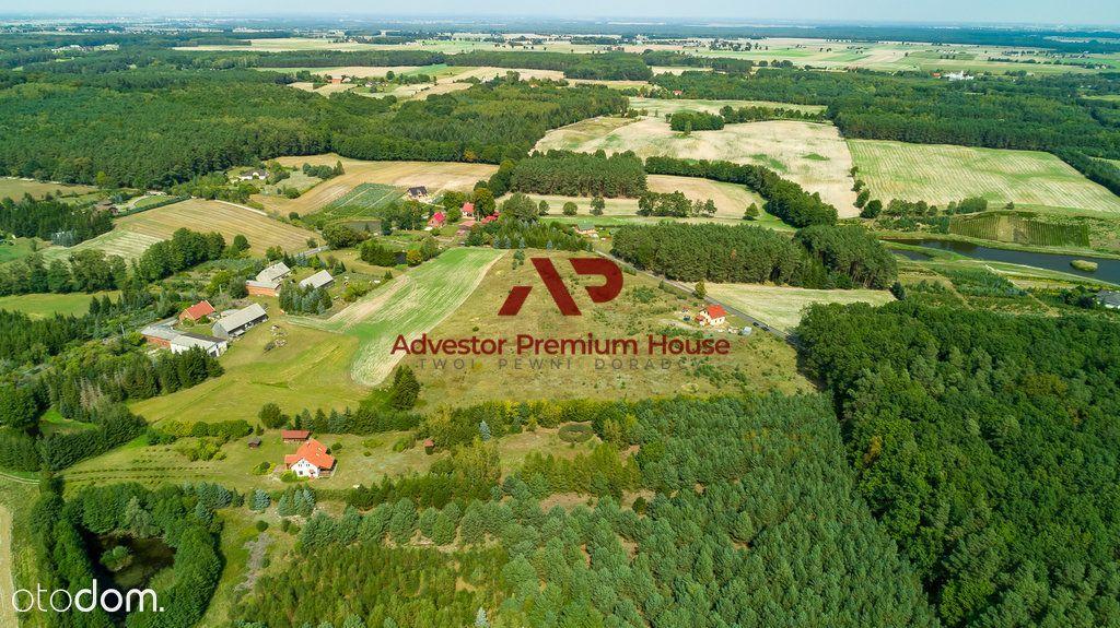 2 działki/Mpzp/wybuduj siedlisko na wsi pod lasem!