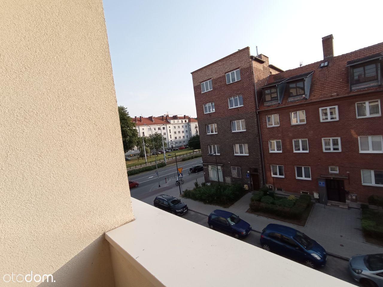Słoneczne 3 pokoje w centrum Gdańska