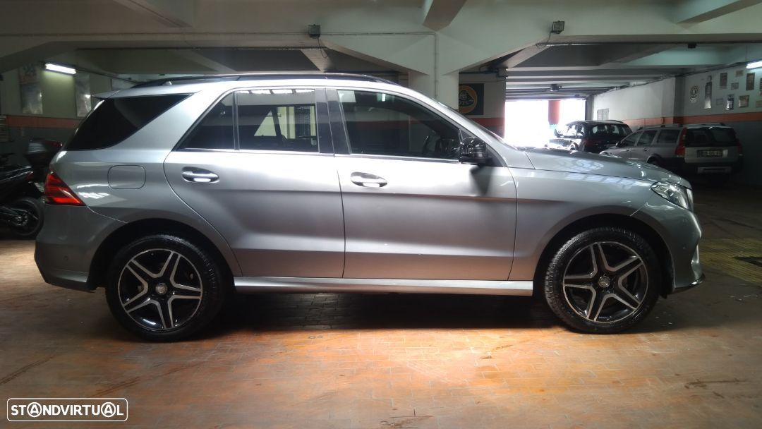 Mercedes-Benz GLE 350 d 4-Matic - 15
