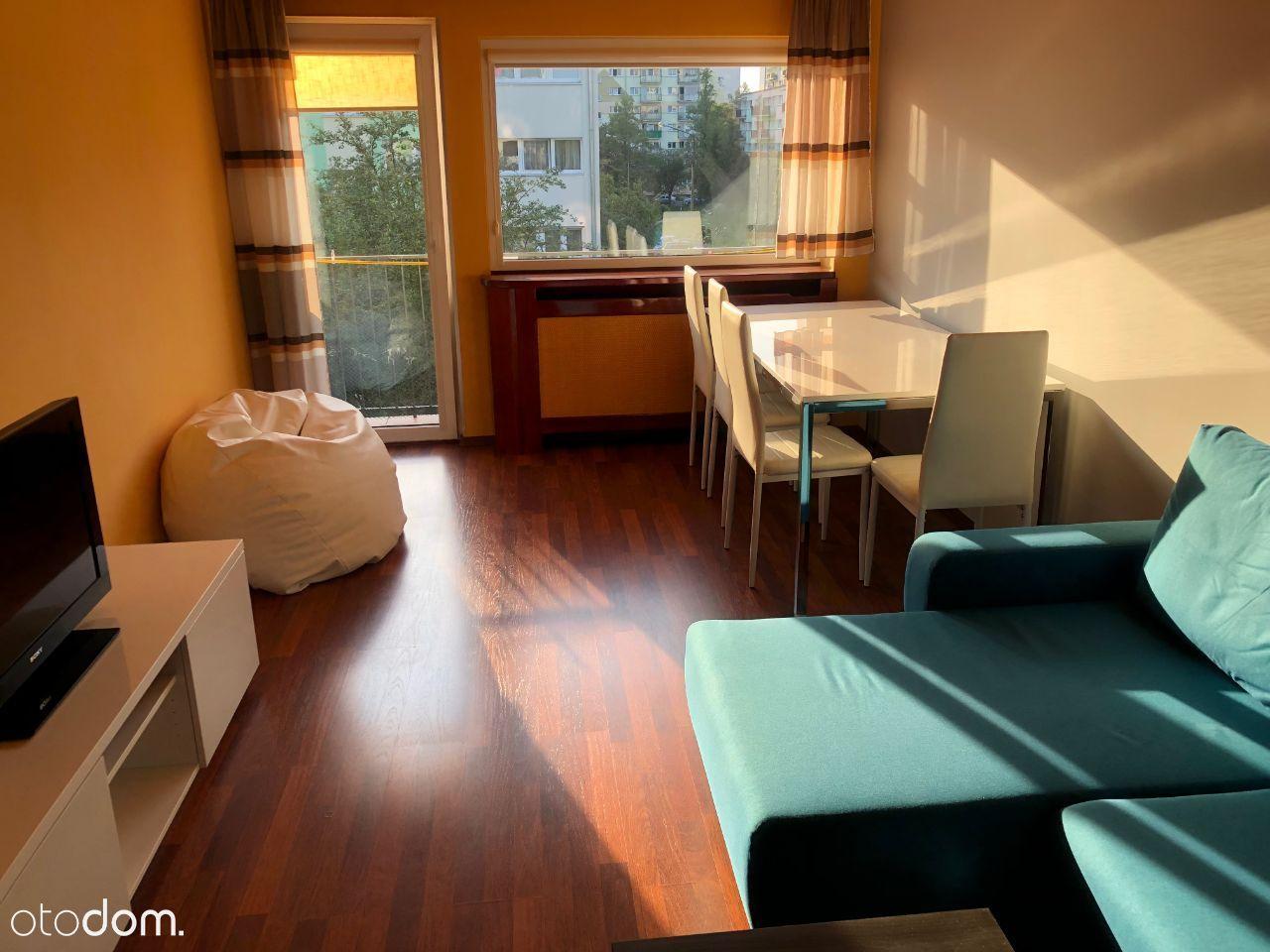 Mieszkanie 2 pokoje z balkonem ul. Rojna Wodny Raj