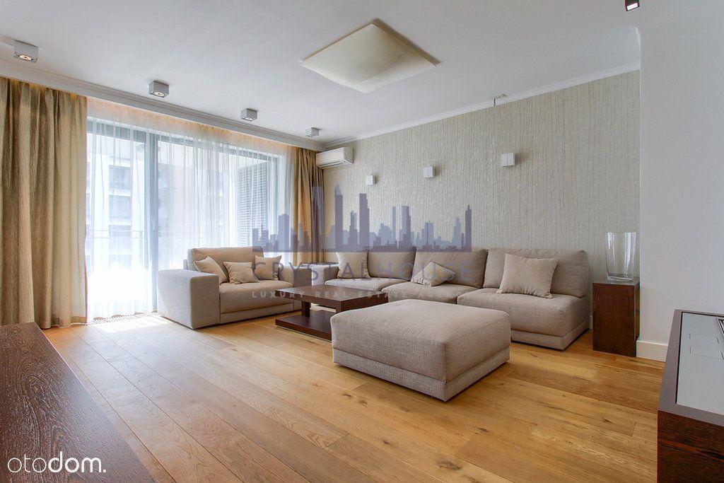 Luksusowy Apartament na Ul. Grzybowskiej