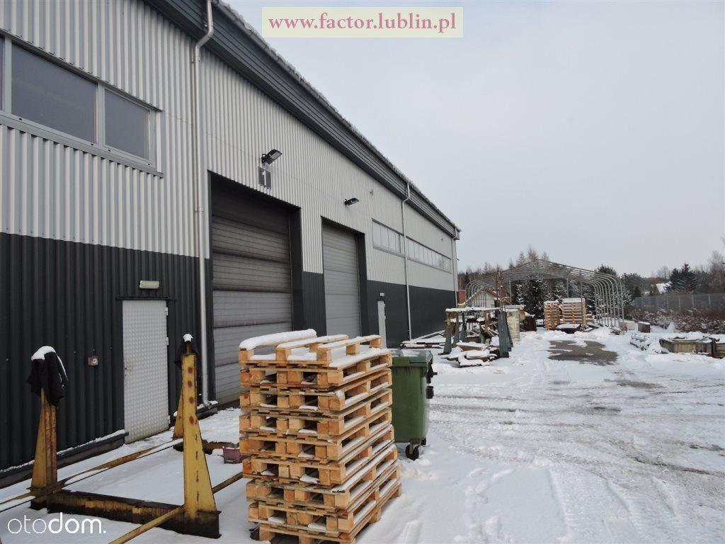 Hala/Magazyn, 1 354,74 m², Wólka