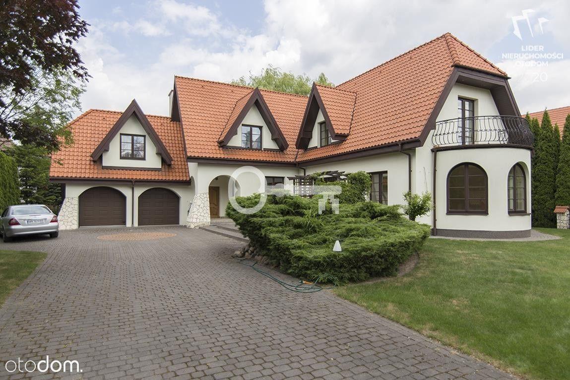 5 pokoi | 350 m2 | Rodzinny dom