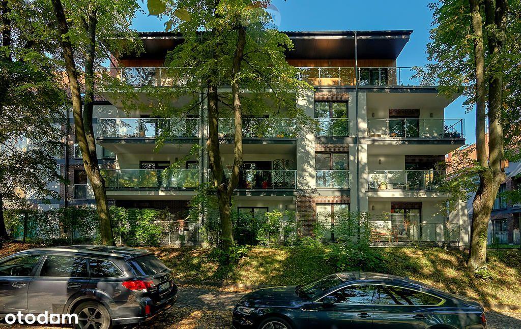 Apartament w zieleni na Parkowym Wzgórzu Podzamcza
